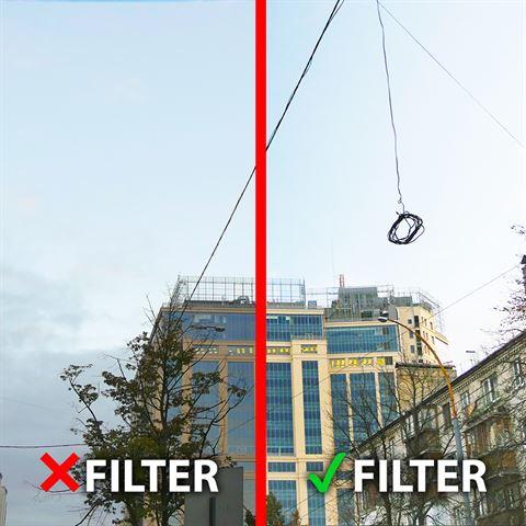 Marumi EXUS SOLID 67mm Lens Protect Filter