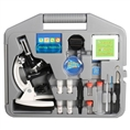 Byomic Beginners Microscope Set 100, 400 and 900x in Case