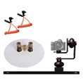 Miops Capsule Duo Set with Turntable and Slider 70 cm