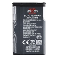 Miops Spare Battery BL-5C