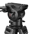 Nest Video Tripod NT-670 + Fluid Damped Pan Head