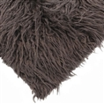 Newborn Fur Nest Grey Dreadlock LGDF15 91x152 cm