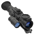 Yukon Digital Nightvision Rifle Scope Sightline N455S with Dovetail Rifle Mount