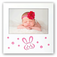 Zep Photo Frame WP0246P Michele Pink 10x15 cm