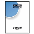 Nielsen Photo Frame 52426 Accent Frosted Black 30x40 cm