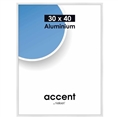 Nielsen Photo Frame 52439 Accent Glossy White 30x40 cm