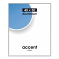 Nielsen Photo Frame 52523 Accent Glossy Silver 40x50 cm