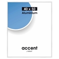 Nielsen Photo Frame 52539 Accent Glossy White 40x50 cm