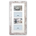 Zep Photo Frame V24106 Nelson 6 4Q White Wash for 4 Photos