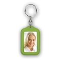 Zep Photo Keychain Double Face AP35GR Green 2x 35x45 mm