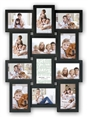 Zep Collage Photo Frame PI02584  Black for 12 Photos