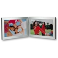 Zep Double Photo Frame 8702H1 Silver 2x 10x15 cm