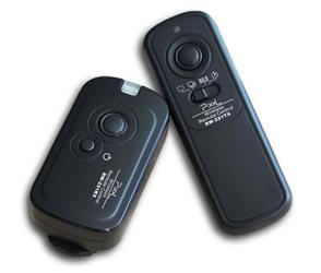f Pixel Shutter Release Wireless RW-221/S2 Oppilas for Sony