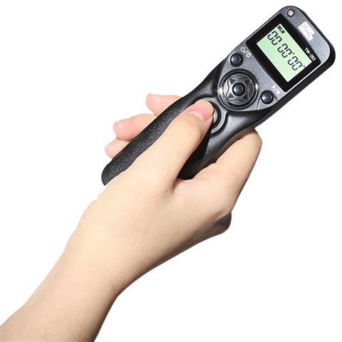 Pixel Timer Remote Control Wireless TW-283/E3 for Canon