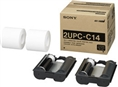 Sony-DNP Paper 2UPC-C14 2 Rolls à 200 Pc. 10x15 for UP-CR10L