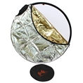 Falcon Eyes Reflector 5 in 1 With Grip RFEG-32SLG 82 cm