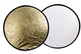 Falcon Eyes Reflector CFR-32G Gold/White 82 cm