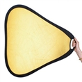 StudioKing Grip Reflector Gold/Silver CRGGS60 60 cm