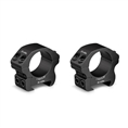 Vortex Pro Series Mounting Rings PR1-L 25.4 mm Low