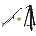 Falcon Eyes Video Travel Jib with Video Stand