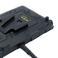 Rolux V-Mount Battery Plate RL-CAGII for Canon C300 Mark II