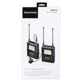 Saramonic Lavalier Microphone Set UwMic9 TX9 + TX9 + RX9 UHF Wireless