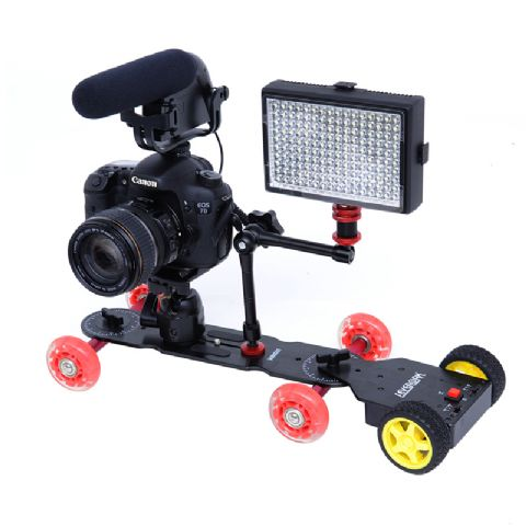 Sevenoak Motorized Push Cart For Camera Dolly Sk Ms01