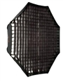 Linkstar Foldable Octabox + Honeycomb Grid QSOB-11HC 110 cm