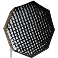 Falcon Eyes Foldable Deep Octabox + Honeycomb Grid FEOB-10EX-HC 100 cm