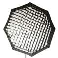 Falcon Eyes Foldable Octabox + Honeycomb Grid FEOB-11HC 110 cm