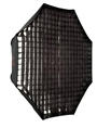 Falcon Eyes Octabox Ø120 cm + Honeycomb Grid FER-OB12HC