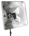 Linkstar Foldable Softbox SLSB-5050 for Camera Speedlite Flash Gun
