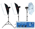 Falcon Eyes Studio Flash Set SSK-3200D with Bag with Trigger set
