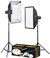 Linkstar Studio Flash Kit DLK-2500D Digital