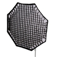 StudioKing Foldable Octabox + Honeycomb Grid 120 cm