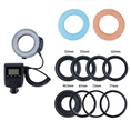 StudioKing Macro LED Ring Lamp with Flash RL-130