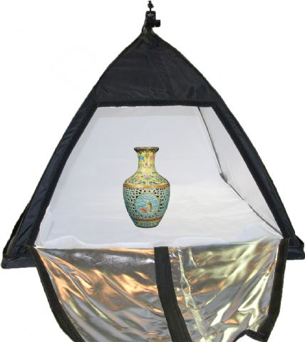sc 1 st  benel.eu & StudioKing Softbox Light Tent FK70 70x70cm