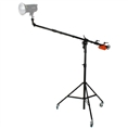StudioKing Professional Light Boom Set FT-1801B with Swivel Mount