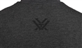 Vortex Charcoal Heather Oversize Logo T-shirt Size XL