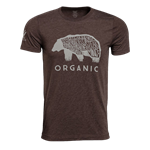 f Vortex Organic Bear T-shirt Size XL